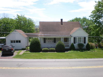 Berwick Single Family Home Active Contingent: 149 Evansville Road