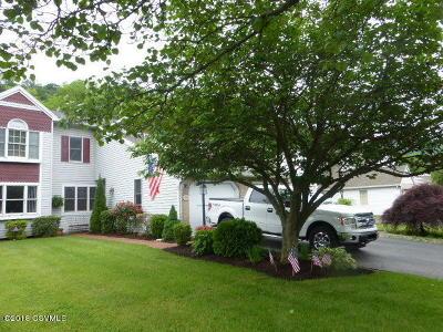 Danville Single Family Home For Sale: 435 Meadow Lane