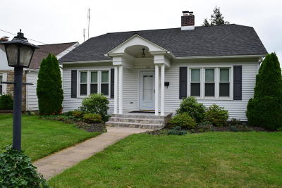 Bloomsburg PA Single Family Home Active Contingent: $156,800