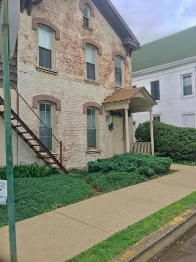 Bloomsburg Rental For Rent: 5 E 3rd Street