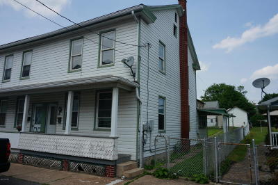 Danville Single Family Home For Sale: 431 Water Street