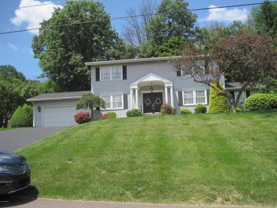 Bloomsburg Single Family Home For Sale: 603 Country Club Drive