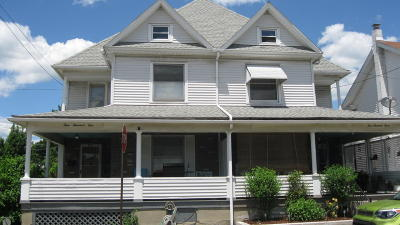 Berwick Single Family Home For Sale: 403 E 3rd Street