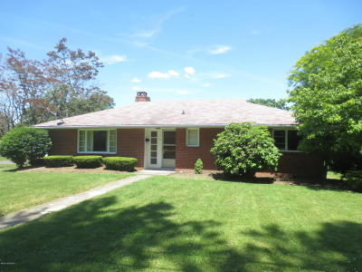 Bloomsburg Single Family Home For Sale: 110 Friar Road