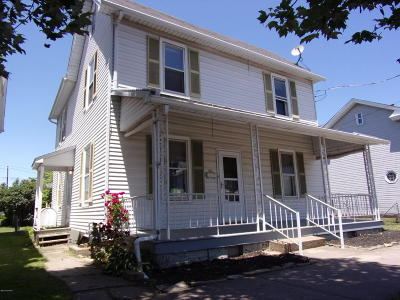 Berwick Single Family Home For Sale: 225 E 4th Street