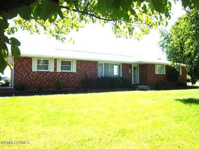 Turbotville PA Single Family Home For Sale: $198,000