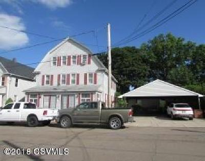 Berwick Multi Family Home For Sale: 322-324 E 3rd Street
