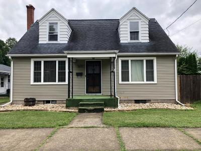 Single Family Home For Sale: 1713 Walnut Street