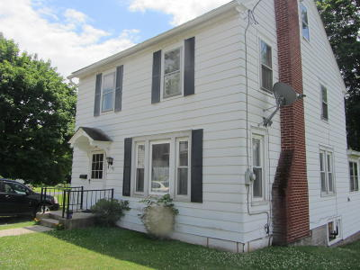 Bloomsburg Single Family Home For Sale: 910 Old Berwick Road