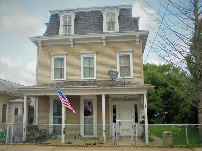 Danville Multi Family Home For Sale: 113 W Mahoning Street