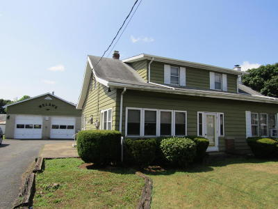 Columbia County Single Family Home For Sale: 2606 W Front Street