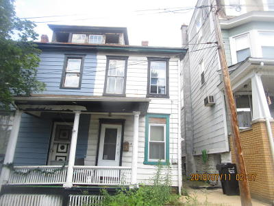 Single Family Home For Sale: 3 S 8th Street