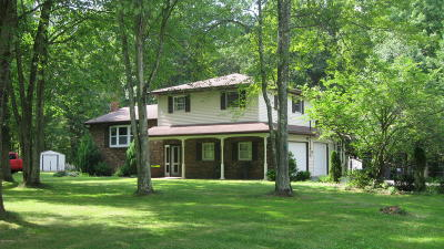 Single Family Home For Sale: 2206 Slocum Road
