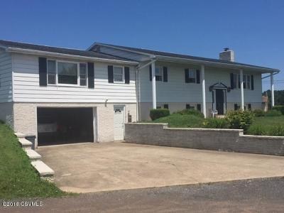 Single Family Home For Sale: 4472 Park Road
