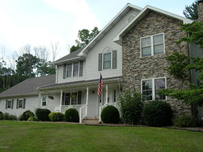 Columbia County Single Family Home For Sale: 677 A Old Reading Road