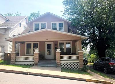 Single Family Home For Sale: 897 Race Street