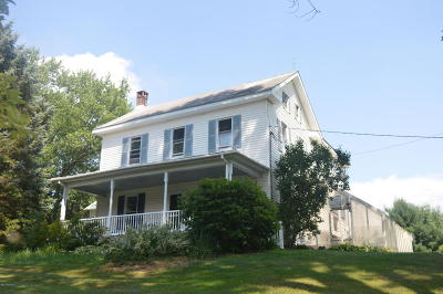 Elysburg PA Single Family Home For Sale: $375,000