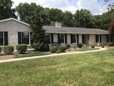 Bloomsburg Single Family Home For Sale: 1415 Treeline Drive