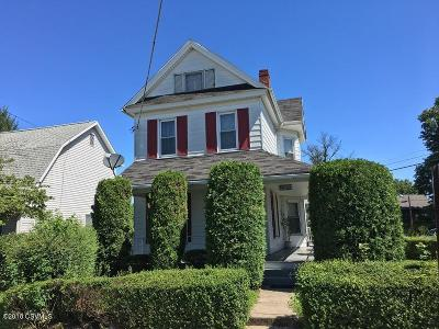 Berwick PA Single Family Home For Sale: $96,900