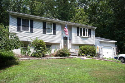 Danville Single Family Home For Sale: 2087 Center Road