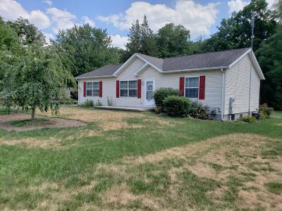 Bloomsburg PA Single Family Home Active Contingent: $214,500
