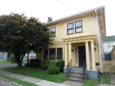Bloomsburg Single Family Home For Sale: 250 Jefferson Street