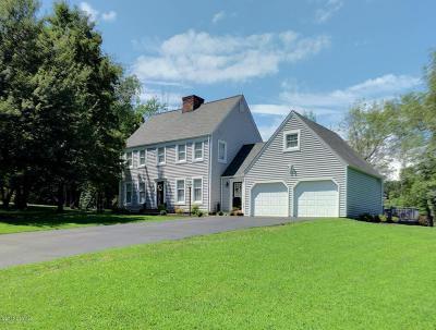 Single Family Home Active Contingent: 1301 Treeline Drive