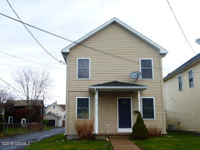 Danville Rental For Rent: 655 Grand Street