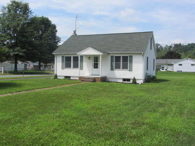 Bloomsburg Single Family Home For Sale: 3611 2nd Street