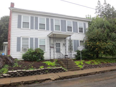 Multi Family Home Active Contingent: 347 Pine Street