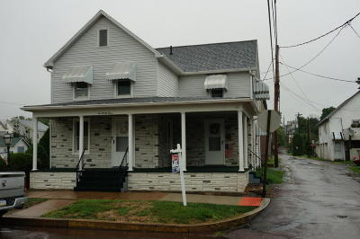 Bloomsburg Single Family Home For Sale: 233 Leonard Street