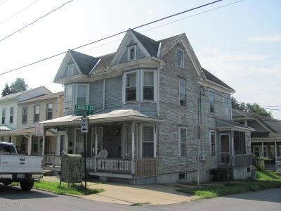 Danville Multi Family Home For Sale: 308 E Front Street
