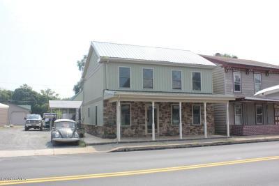 Single Family Home For Sale: 321 N Market Street