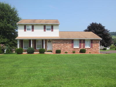 Bloomsburg PA Single Family Home Active Contingent: $200,000