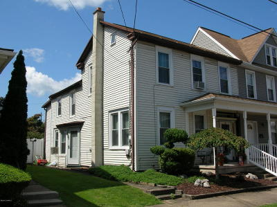 Bloomsburg PA Single Family Home Active Contingent: $89,900