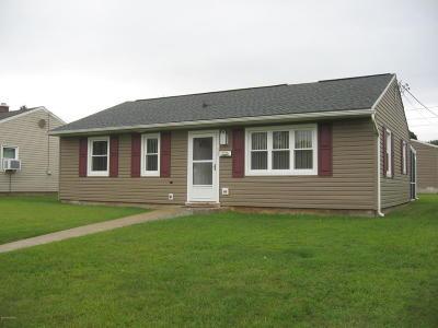 Danville Single Family Home For Sale: 32 N Ardmoor Avenue