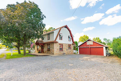 Single Family Home Active Contingent: 776 Sunbury Road