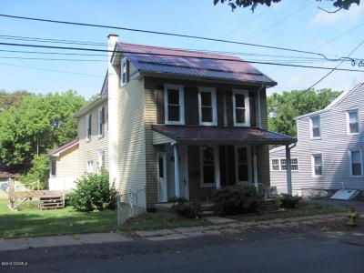 Single Family Home Active Contingent: 931 Railroad Street