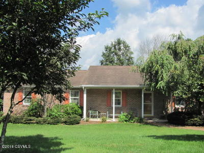 Danville Single Family Home Active Contingent: 137 Thistle Way
