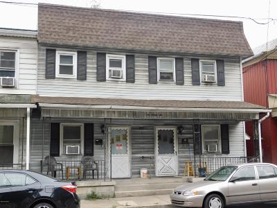 Shamokin PA Multi Family Home For Sale: $64,900