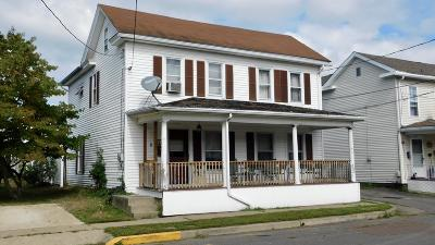Danville PA Single Family Home For Sale: $105,900