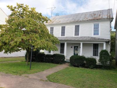 Bloomsburg PA Single Family Home For Sale: $129,000