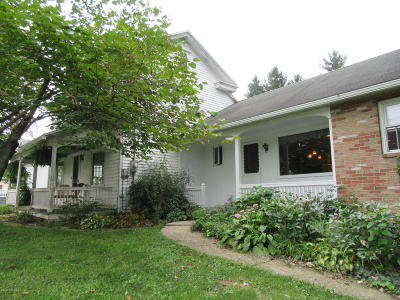 Danville Single Family Home For Sale: 57 Mooresburg Road
