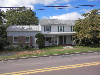 Bloomsburg PA Single Family Home For Sale: $140,000