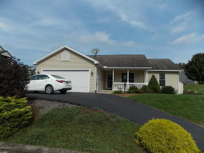 Bloomsburg Single Family Home For Sale: 537 Sunset Drive