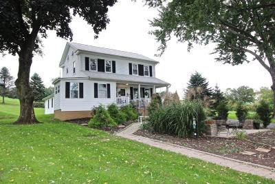 Bloomsburg Single Family Home For Sale: 3410 Shaffer Road