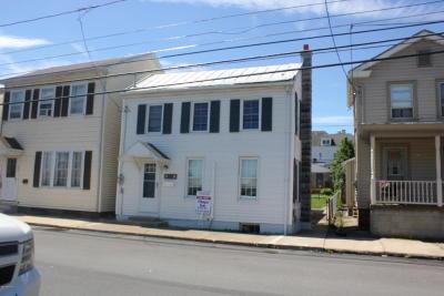 Danville Rental For Rent: 206 W Mahoning Street