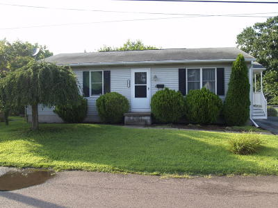 Bloomsburg PA Single Family Home For Sale: $154,900