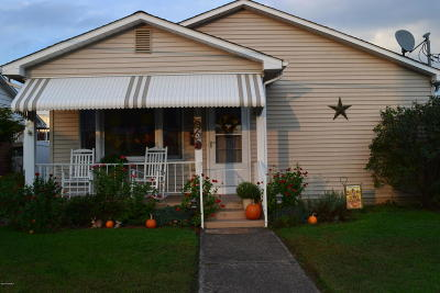 Berwick PA Single Family Home For Sale: $123,000