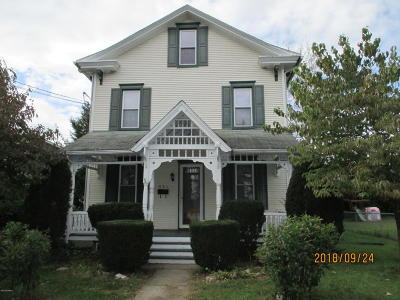 Single Family Home For Sale: 431 Front Street